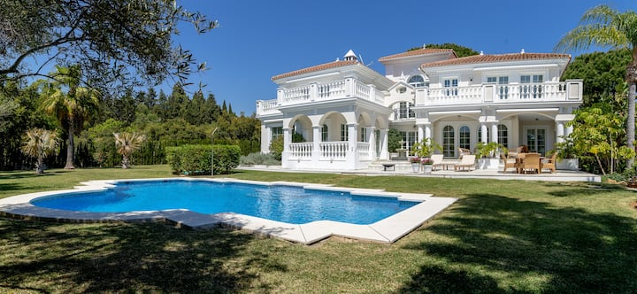 Perfect vacation home in Marbella