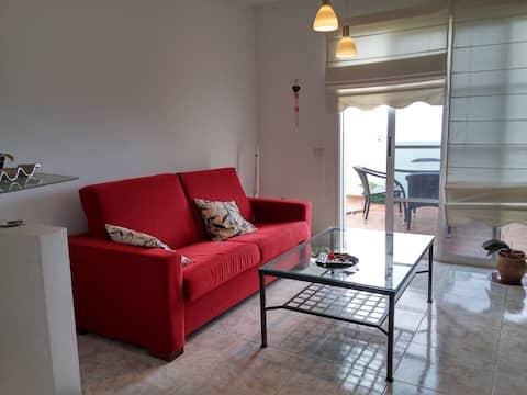 Cozy apartment in La Orotava
