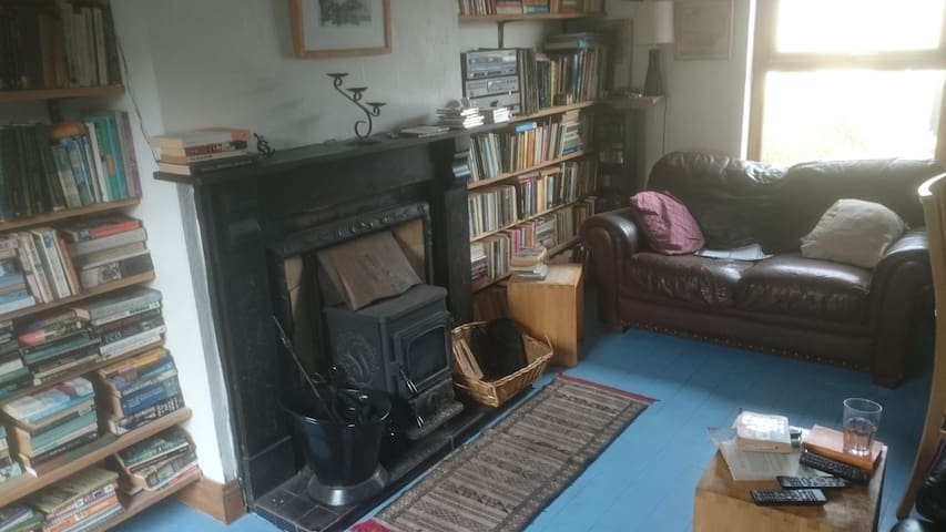 Nice private room in friendly house - Cork - Talo
