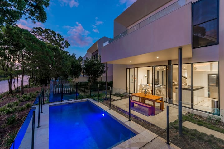 Luxurious Gold Coast Residence with Private Pool - Benowa - Casa