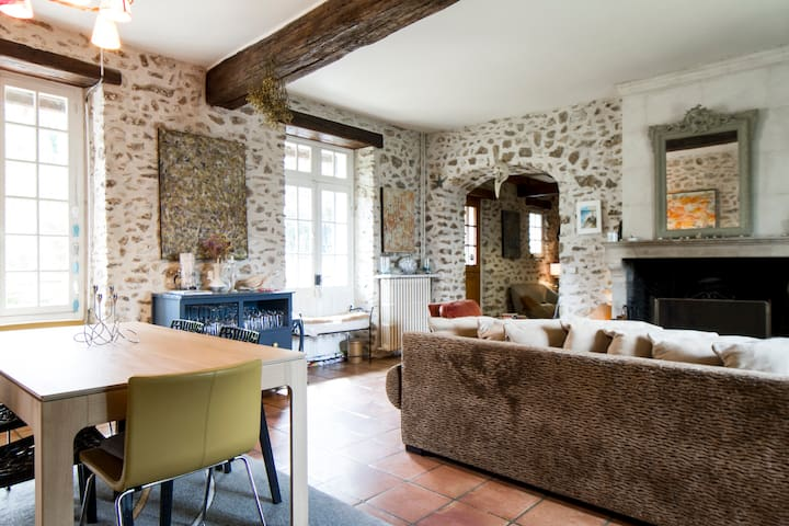 Room La Malvoisine - Saint-Augustin - Bed & Breakfast