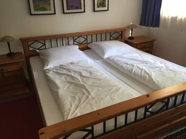 Appartement für 2 in Ismaning, eigener Zugang,
