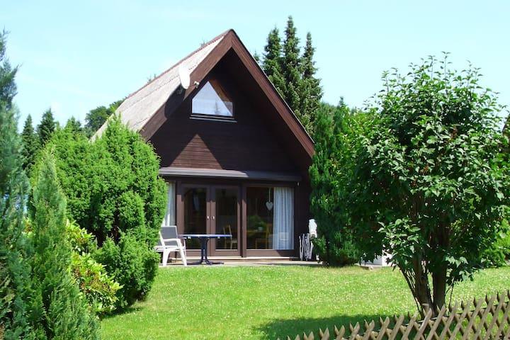 Chalet confortable à Langelsheim, près du lac