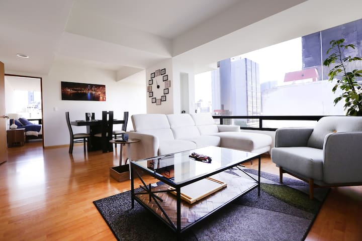 ⭐Feel at home - Huge apartment - Awesome views!