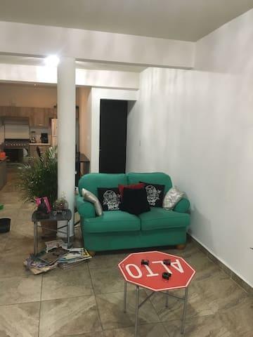 Habitación Hamburgo- cerca Angel - Ciudad de México - Appartement