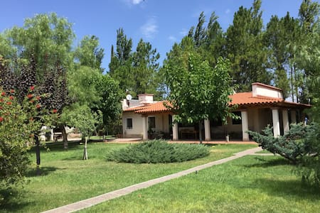 Villa right in the heart of Maipu's wine region - Maipú - Rumah