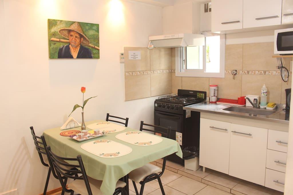 Apto De 2 Dormitorios En Chacarita Appartements Louer