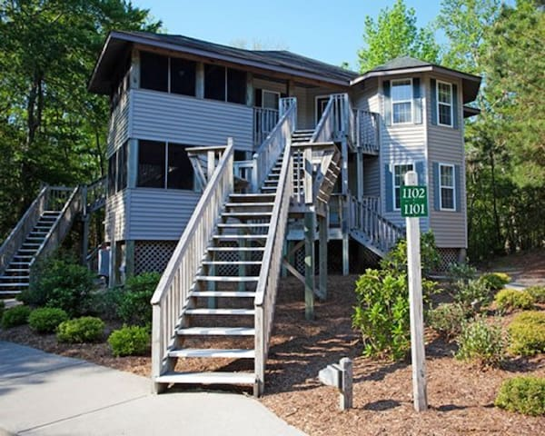 *Kitty Hawk, NC, 1 Bedroom #1 /3679 - Kitty Hawk - Apartment