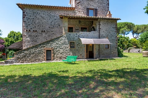 Beautiful Holiday Home in Bolsena with Swimming Pool