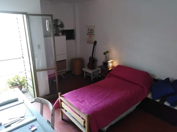 Habitación Privada / Opción cómoda y económica