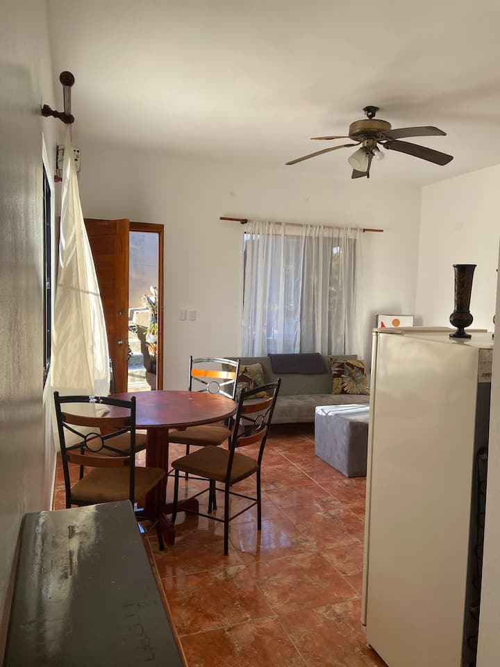 Confortable, spacious, quiet place. At Cabarete