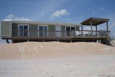 Paradise Found - North Topsail Beach - House