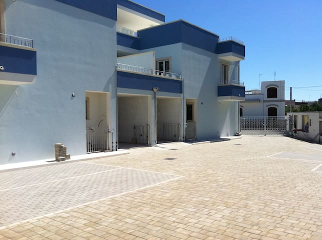 Casa Vacanze Piave - 2 Appartamenti - Vignacastrisi - Huoneisto