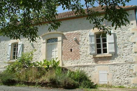Beautiful French Farmhouse with own pool - Saint-Sylvestre-sur-Lot