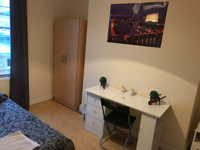 Double Room in Family House. (1)
