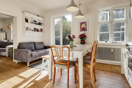 Cozy home 100 m2 Close to DTU 20 min to Copenhagen