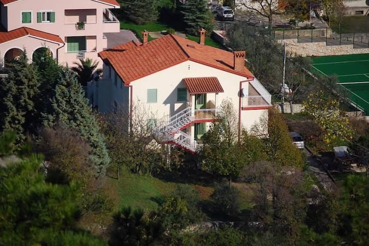 Studio flat with terrace and sea view Labin (AS-7468-a) - Labin - Outro