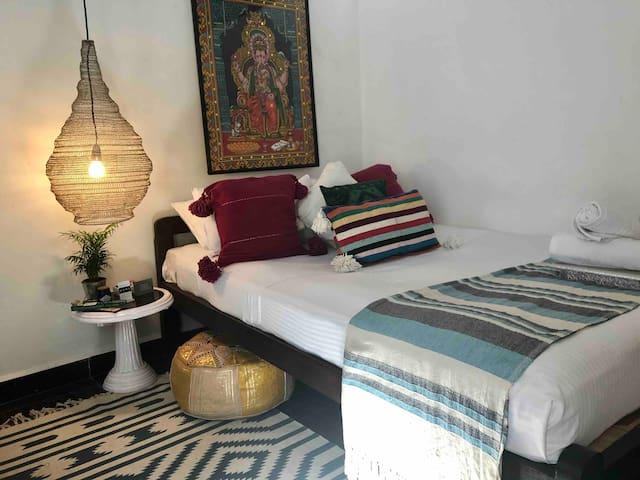 Mahi Agonda - A Riverside Oasis. The Ganesh Room