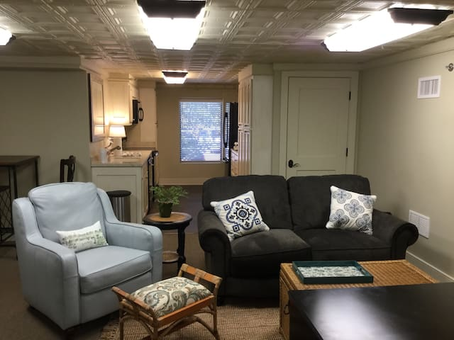 Studio apartment in the heart of downtown - Laurel - Apartment
