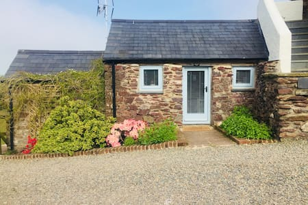 Ideal for Skomer -small separate  annexe bedroom