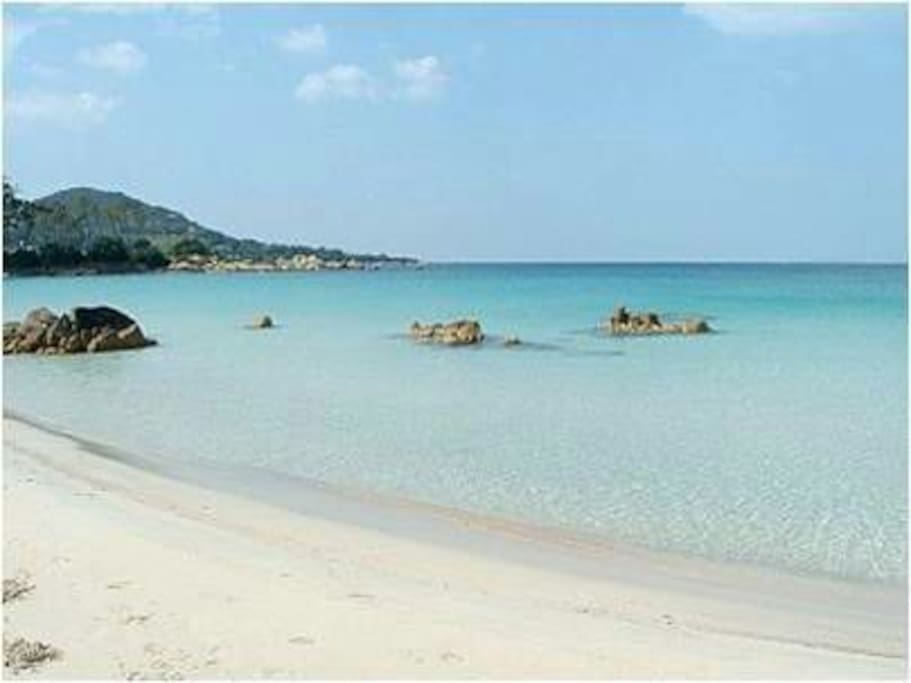 plage de mare e sole 40 min