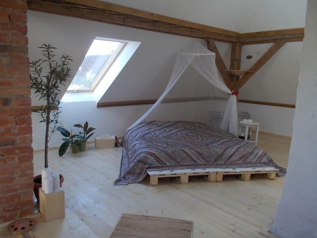Roof-Loft - Gyöngyös - Huis