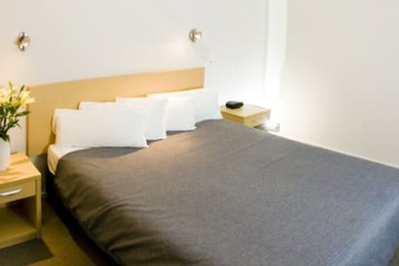 Central CBD Apartment w/ All the Comforts of Home - Christchurch - Apartmen