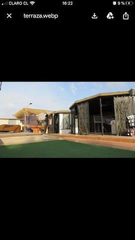 Surf camp Arica hostel