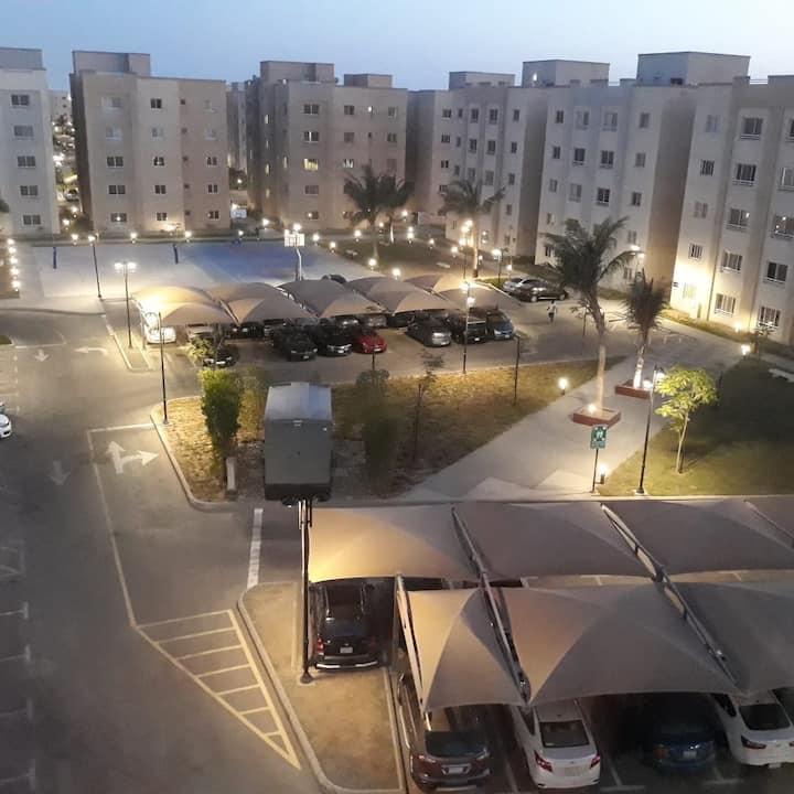 King Abdullah Economic City  Marina Square