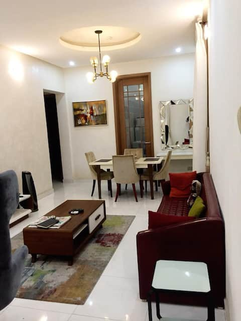 Serviced 3 bedroom Short Let Apartment in Ikoyi