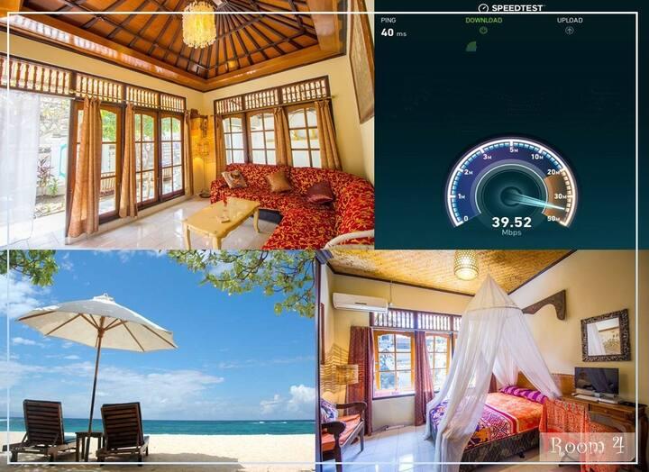 Nusa Dua beach walking distance! Fast to Airport#4