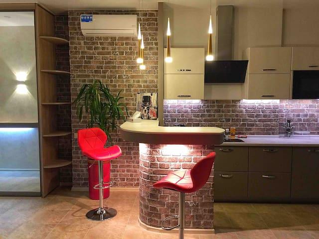 Loft Vlad Stay/2-rooms Sea View Apartment