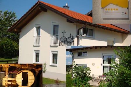 Ferienhaus Plattenstein - Kirchberg im Wald