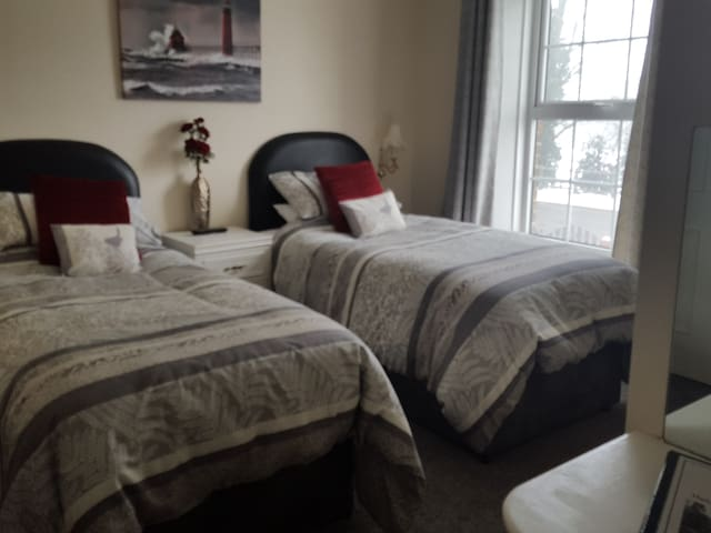 Andel Lodge - Twin Room with Ensuite