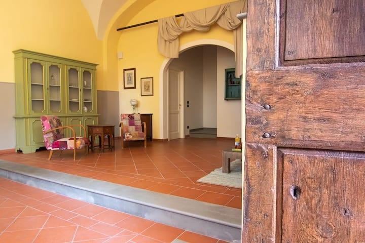 "Residenza "" Le Cicogne "" Incantevole a Pistoia !"