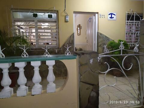 Casa DOÑA BÁRBARA HABITACION # 1.