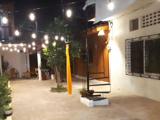 Zihua Lao Centro.