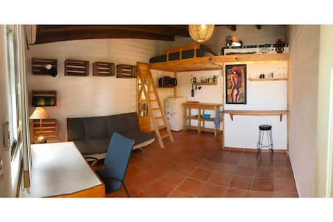 Cosy room in the heart of the Marina in SJD