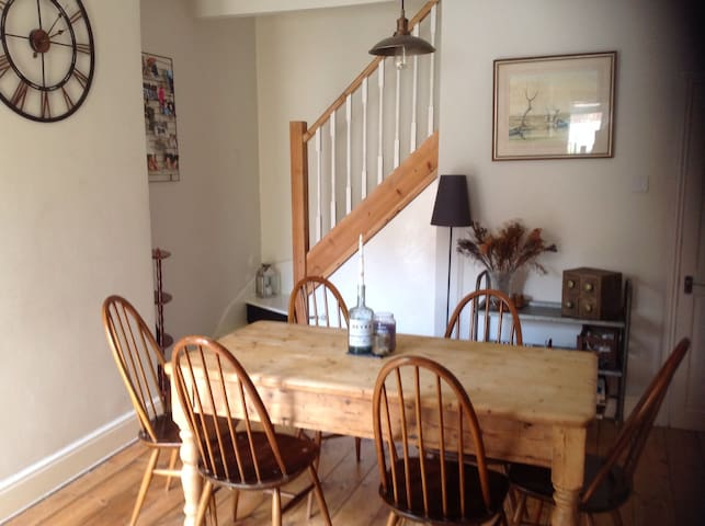 Sunny Room in Southville - Bristol - House