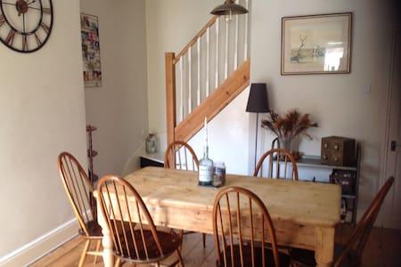 Sunny Room in Southville - Brístol - Casa