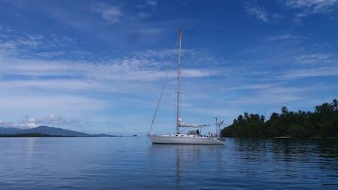 San Blas en velero,Guna Yala,Panamá.Todo Incluído.
