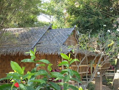 GreenRiverHill - Si Sawat District - Hütte