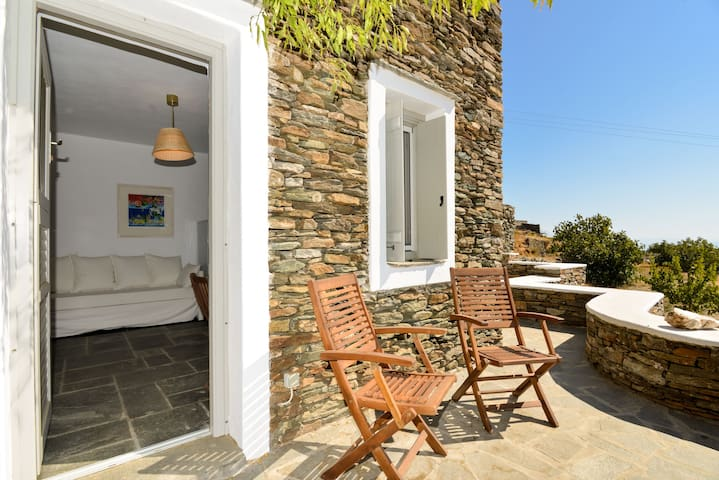 See Sifnos Guest house Panoramic sea view