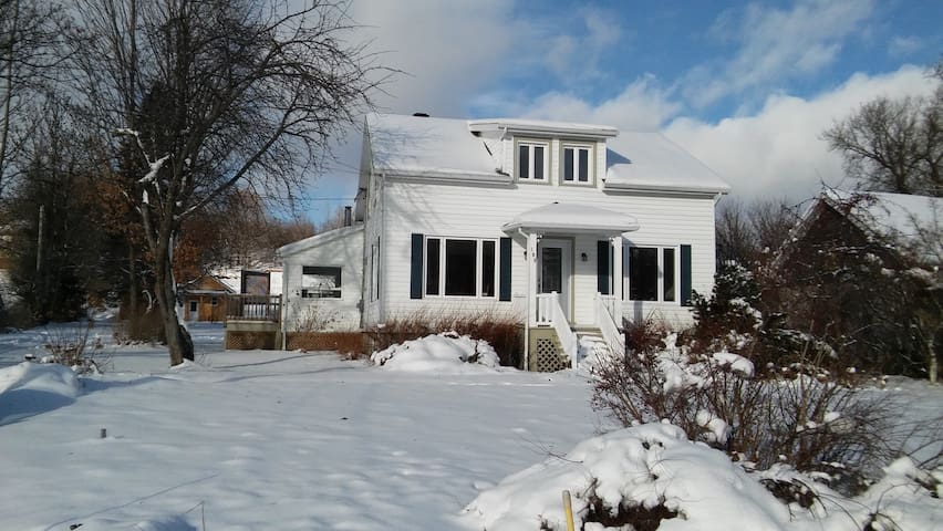 Maison tranquille 20min de Québec - Neuville - Ev