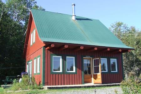 Le rouge-gorge - Sainte-Béatrix - Haus