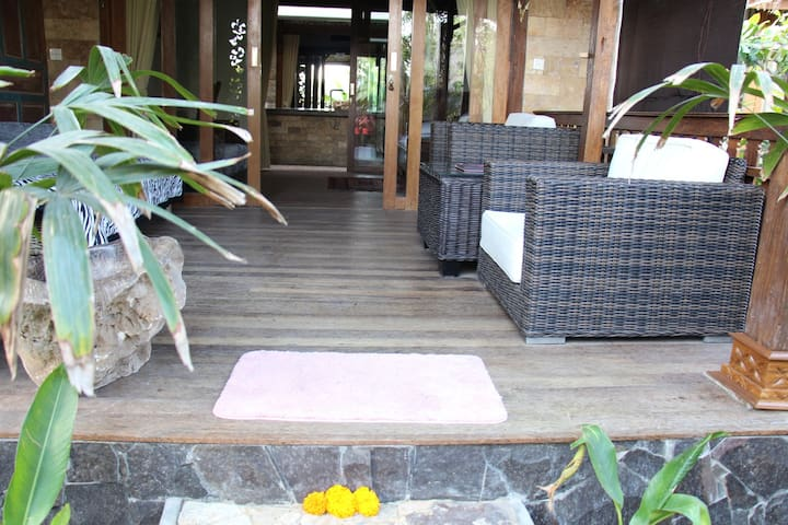 Bali Sunrise, The Rambutan room - Kintamani - Bed & Breakfast