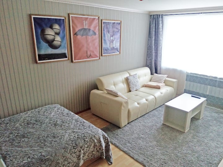 Cozy lovely apartment not far from the centre!!