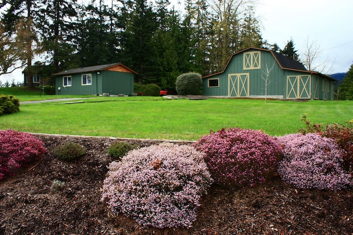 East side Sequim Guest Cottage - Sequim - Guesthouse