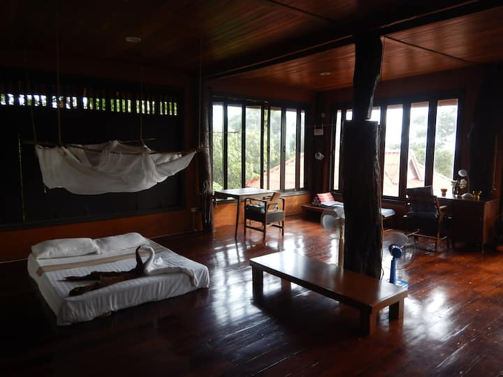 Baan Rao Bed & Breakfast - Seaview Family room
