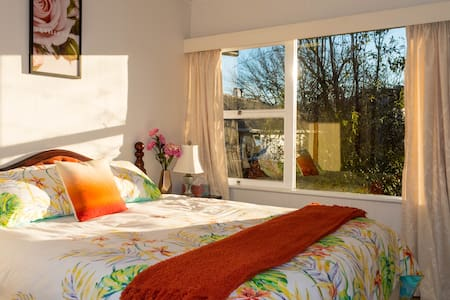 Comfy king bed in the heart of Nelson - Nelson - Talo